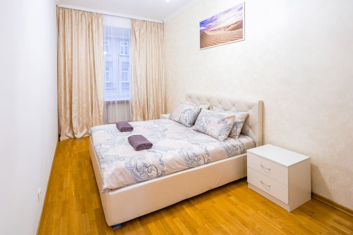 4-room apartment in old city centre Lviv