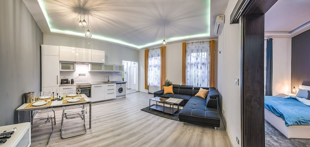 Simply the best ~ Epic apartment in the ♥ of Buda