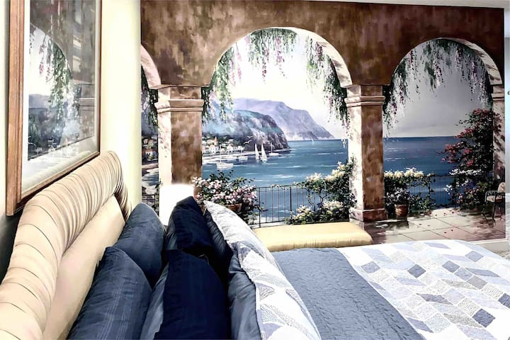 Mediterranean Themed Getaway - Danville, VA