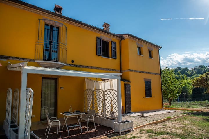 Le due torri, country house immerso nel verde