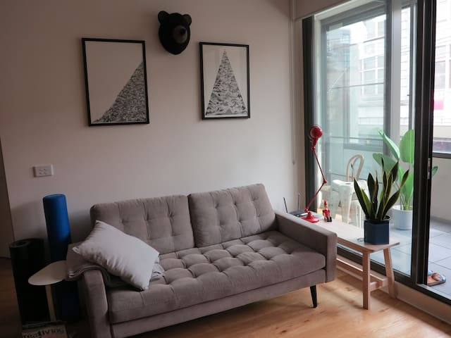 The Heart of Collingwood with ur own Bathroom - Collingwood - Departamento