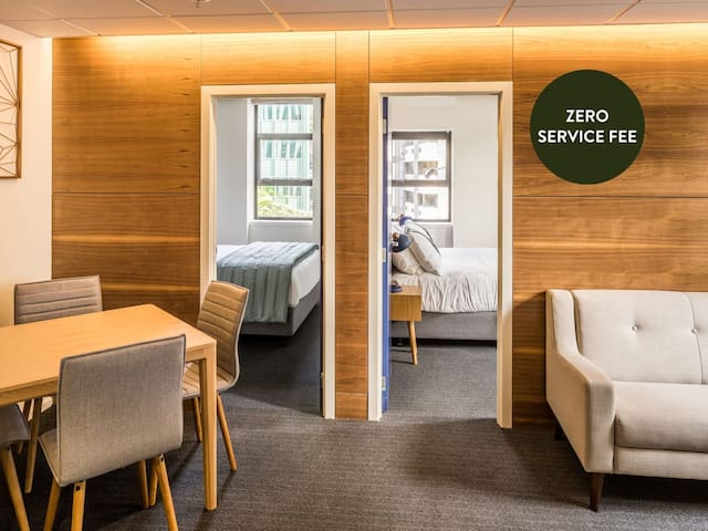 EXTENDED STAY IN CBD | WEEKLY SERVICE