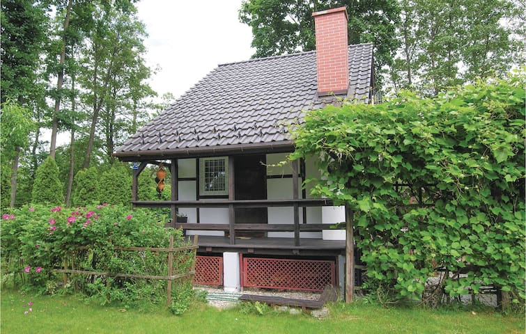 Holiday cottage with 2 bedrooms on 65m² in Dywity