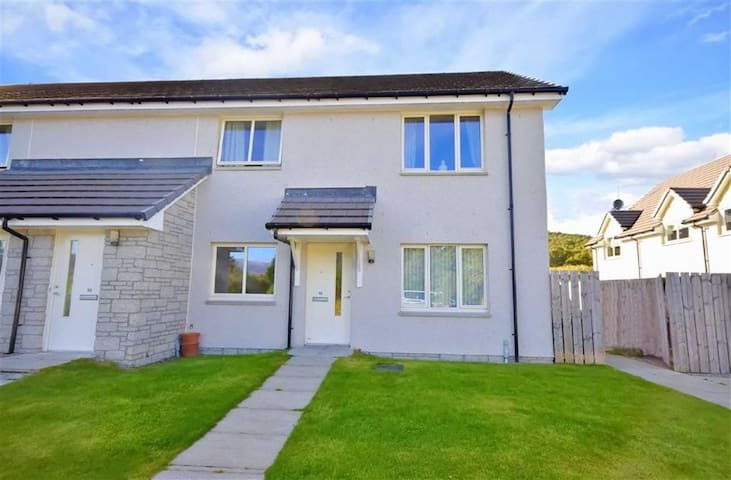 Stags View Apartment, Aviemore - Aviemore - Leilighet
