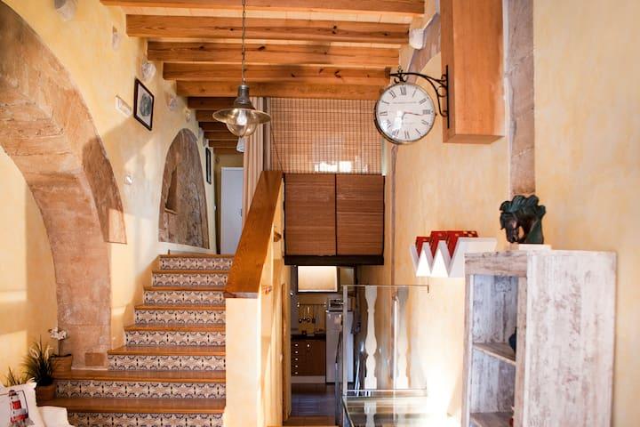 14th c. Old Town Loft - Palma - Loft