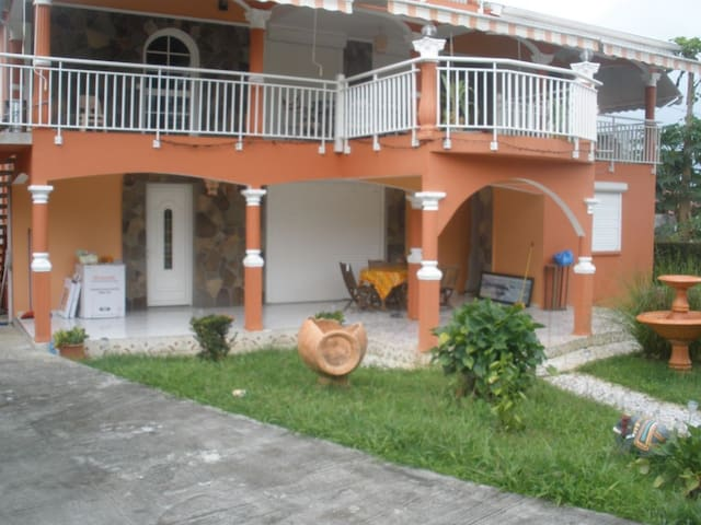 Agréable villa en Guadeloupe