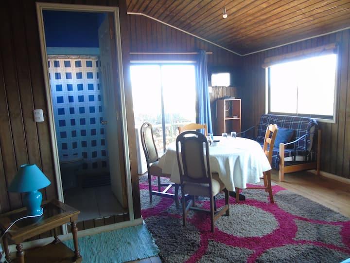 Hermosas habitaciones con baño privado en Quintay