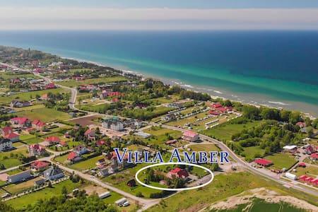 Villa Amber - przytulne pokoje nad morzem
