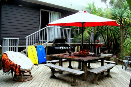 Courtyard Retreat Studio is RIGHT FOR YOU - Ahipara