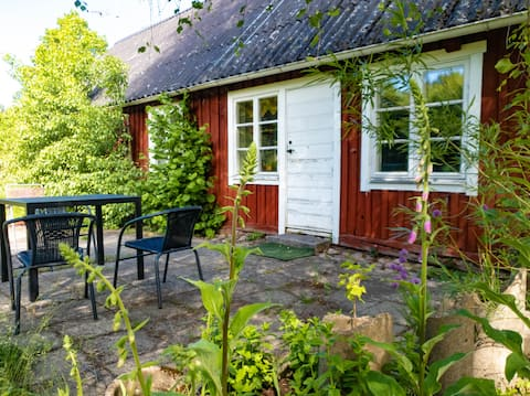 Bo i hus från 1700-talet, 120m2
