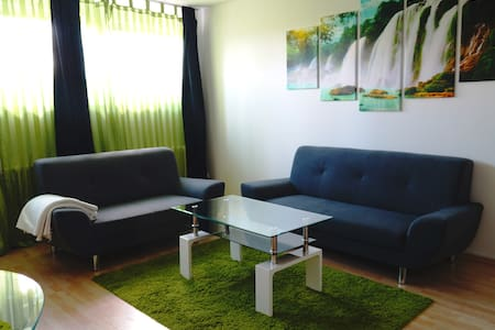 Quiet and very comfortable flat - Winnenden - Appartamento
