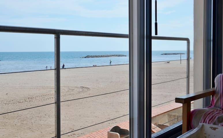 Maison sur la plage - Valras-Plage - Apartment