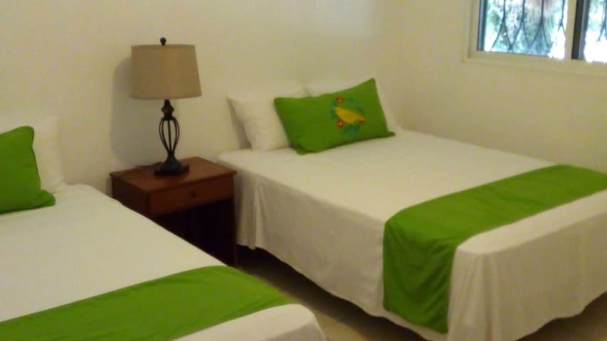 Suite 1 dos camas