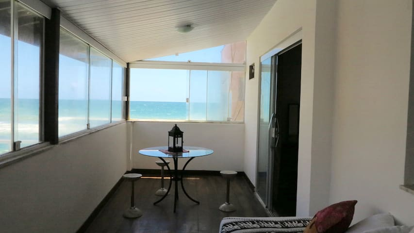 Beach-front accommodation - Lauro de Freitas