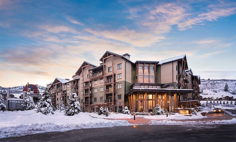 Park City Home with a View (2 BDRM Deluxe)