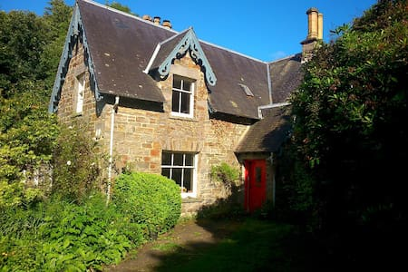 Comfortable double room in Acharn, Loch Tay