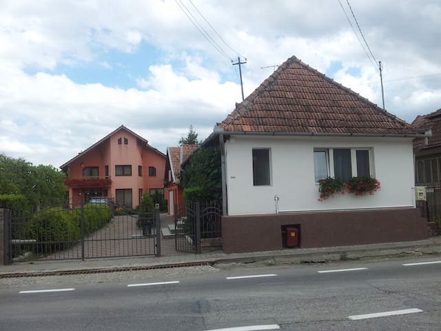 Andrey House& Dan House