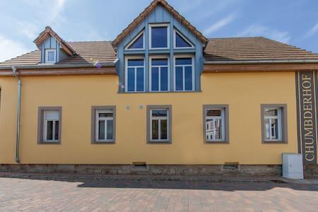 Chumbderhof im Weingut - Bornheim