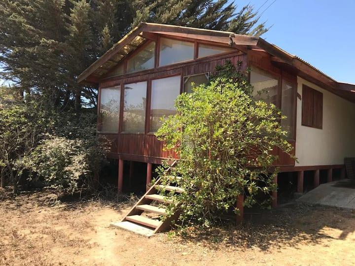 Arriendo de Casa en El Canelo-Algarrobo