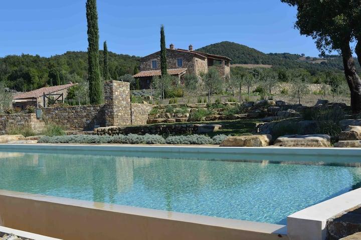 "Tuscany Villa ""Le Moraiole"""