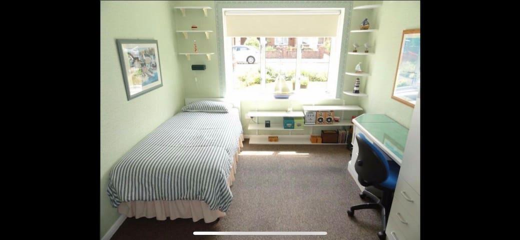 Beautiful Large Room