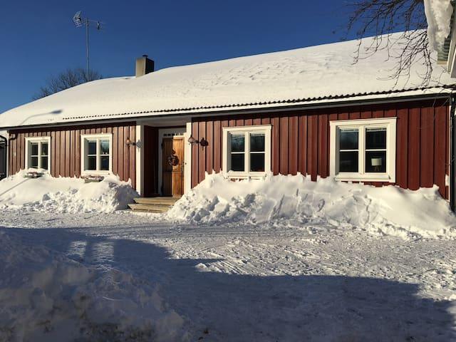 Drömhus i världsarvet Kyrkbyn - Luleå NV - House