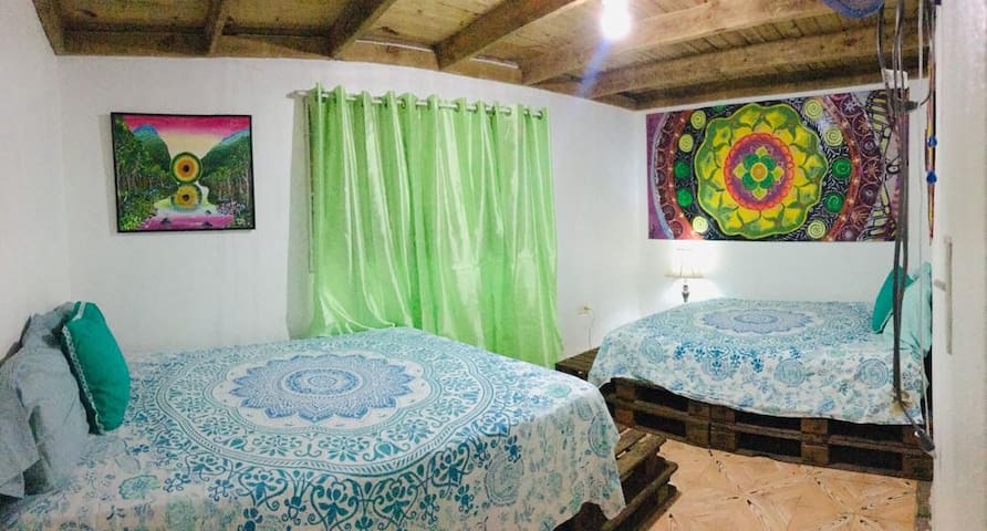 Eco Aldea Casa Verde