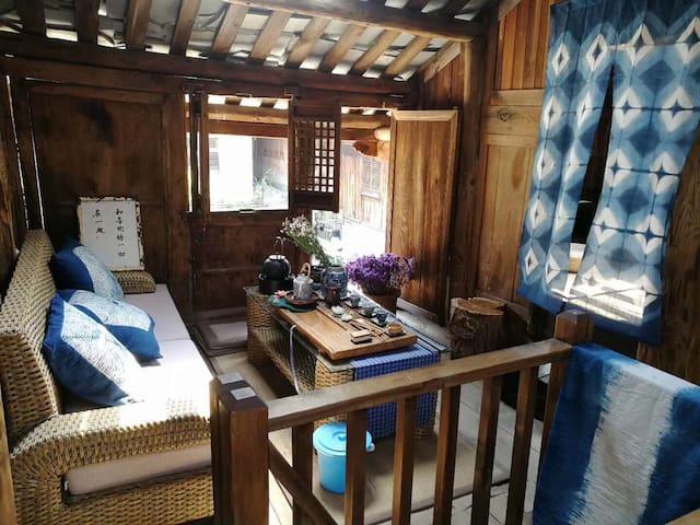 独立套房小客厅