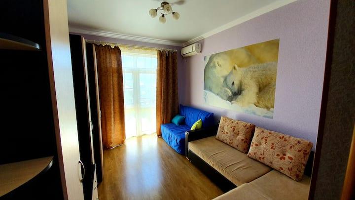 Уютное гнёздышко для отдыха на Черном море