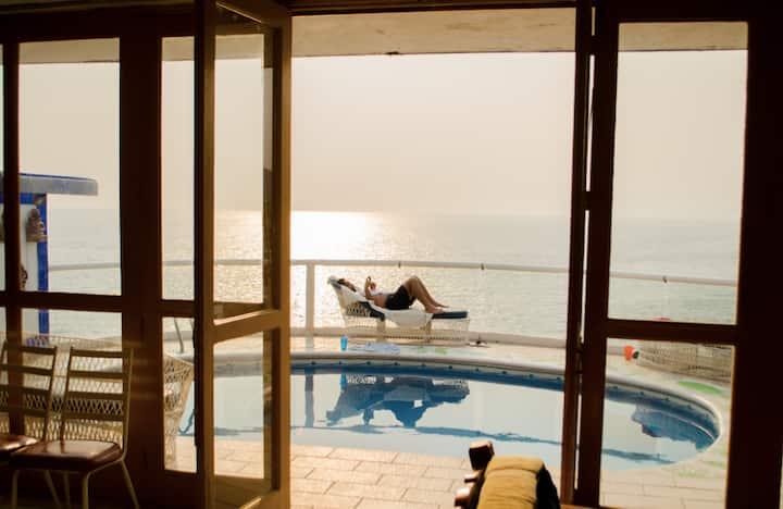 Casa y Habitaciones de Descanso en Acapulco