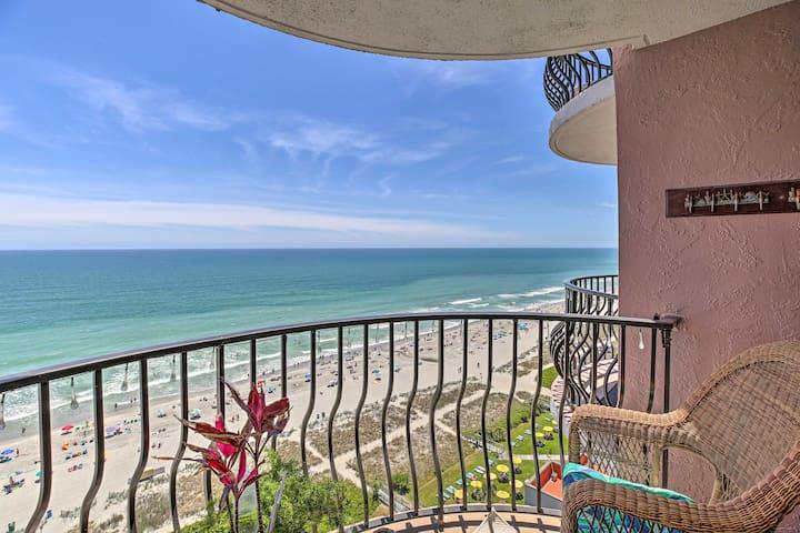 NEW! Romantic Beachfront Condo: Superb Location!