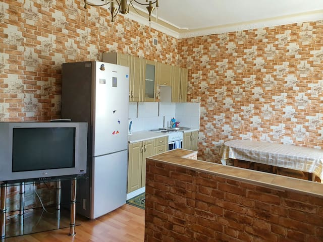 Onebedroom apart. on the right bank, Astana