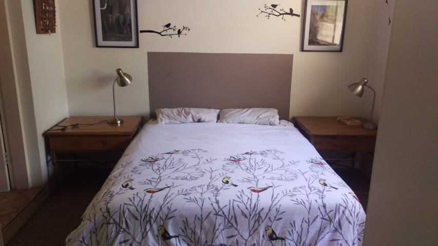 The Grant's Guest Room