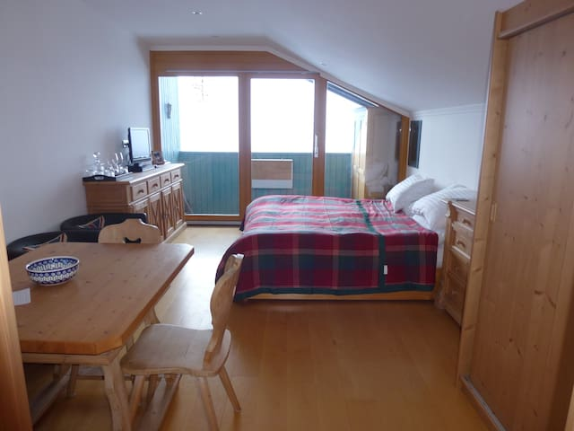 Studio apartment in hotel complex - Schladming - Lägenhet