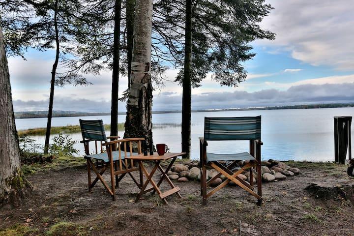 Pure Michigan Cabin Rental on Lake Superior