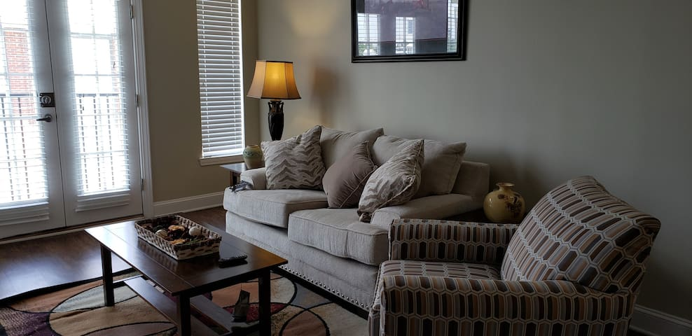 Modern 1 Bedroom Furnished Apartment in Midtown