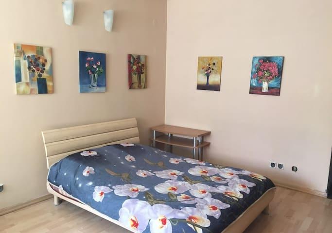 Уютная квартира для 2 гостей - Oryol - Leilighet