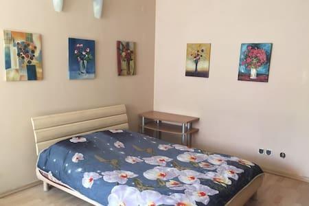 Уютная квартира для 2 гостей - Oryol - Apartamento