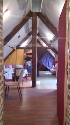 Les Lodges au bout du chemin - Sainte-Honorine-la-Chardonne - Other
