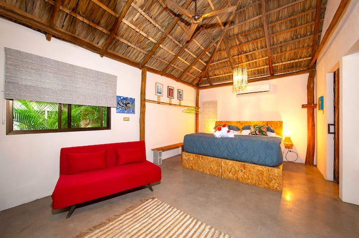 Eclectic Rancho at Libélula Lounge Boutique Resort