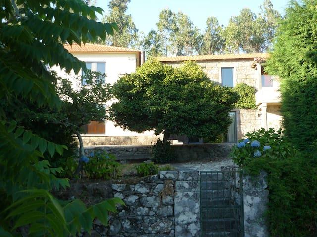 Casa de campo com piscina em Vila Nova de Cerveira - Sopo - Villa