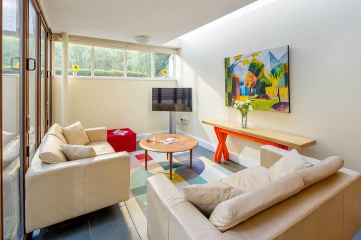 2BR Chelsea Garden Apt. - London - Apartment