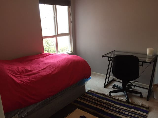 Private room central location,best rate,negotiable