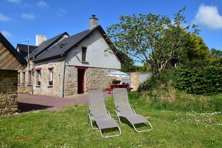 Detached holiday home with beautiful garden in cultural/historical area