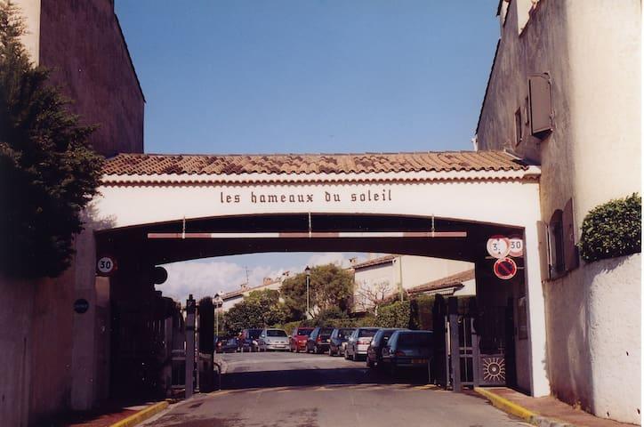 la maison provençale - Villeneuve-Loubet - House