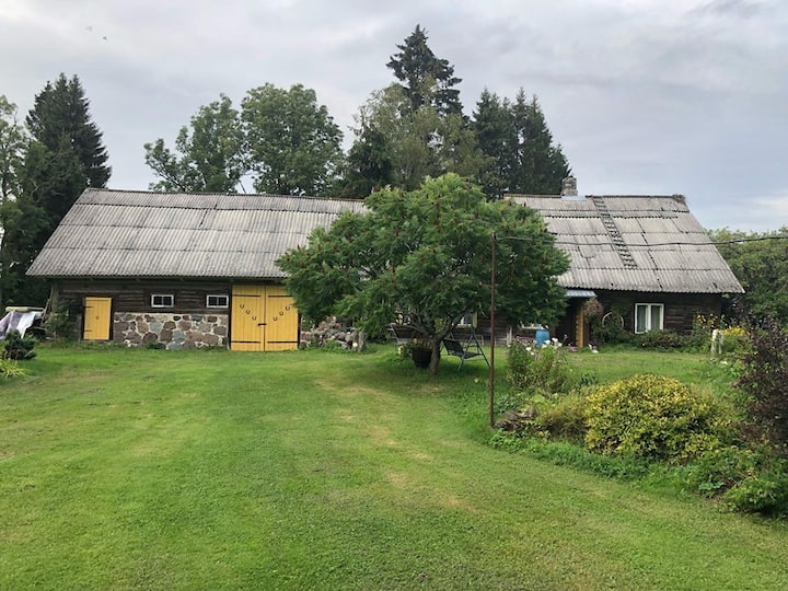 Grünerland - Talu keset Läänemaa loodust. Haapsalu