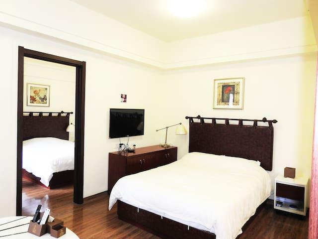 碧桂园5号公寓 免费停车 免费接机送机 如房间日期被定请参考房东其他房源