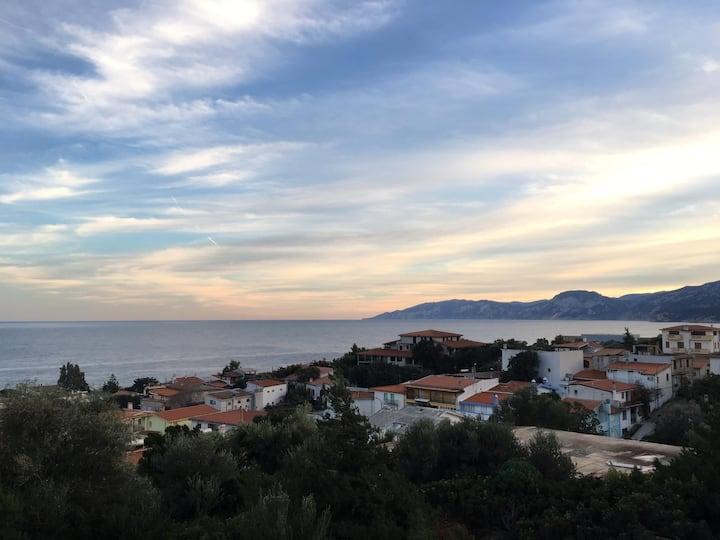 Spettacolare Vista da Casa Cannas/IUN P2334
