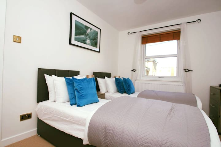 Luxurious Town Center Apartment - Harrogate - Flat