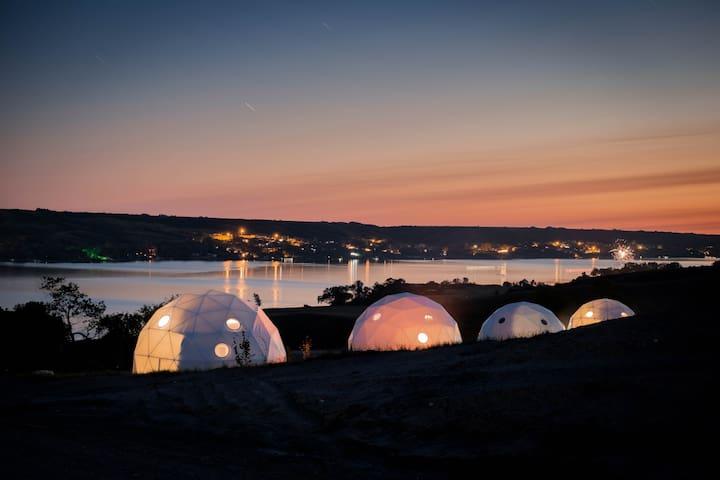Glamping Resorts Ltd - Buffalo Pound Lake